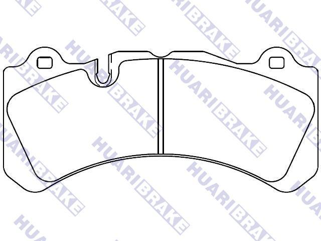 Brake Pad Set:31408076